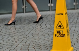 Are you seeking slip and fall compensation? Our Mcalester slip and fall injury attorneys can help!