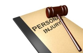 personal injury suits