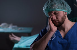 Surgery failed leading to wrongful death of patient.
