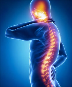 A man suffers a spinal cord injury in Tulsa, Oklahoma.